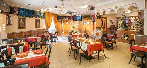 Restaurante Hindú Namaste En Barcelona
