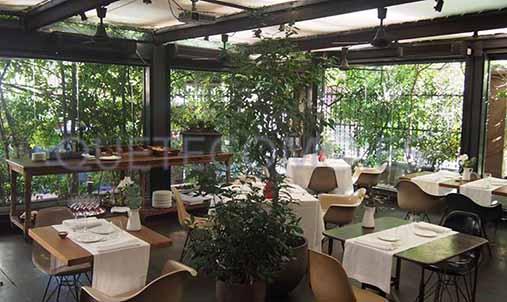 restaurante acontraluz en barcelona carta y fotos