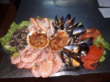 Mariscada | Restaurante As Marías, Vilariño