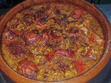 Arroz con bogavante | Restaurante Cormorán, Vigo