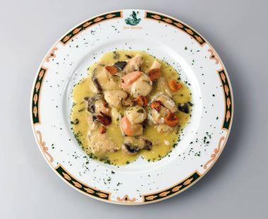 Cocina creativa | Restaurante Los Abetos, Nigrán