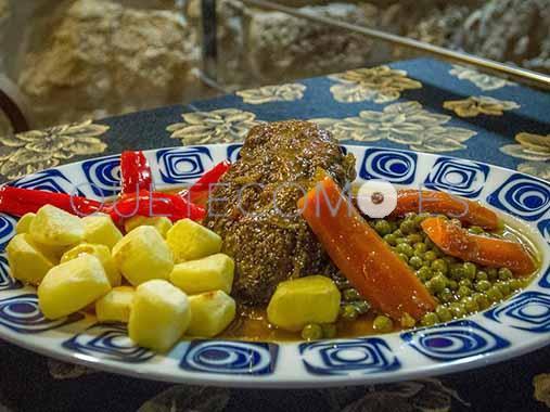 Jarrete de buey | Restaurante Casa Tino Fandiño, Allariz