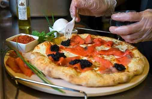 Miss Verdun | Top 5 Most Expensive Artisan Pizzas in the World