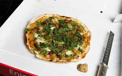 Pizza del Maze | Top 5 Pizze artigianali più costose del mondo