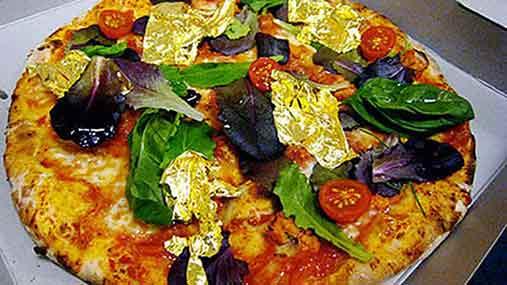 Margo's Pizzeria | Top 5 Pizze artigianali più costose del mondo
