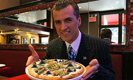 Royal Pizza | Top 5 Most Expensive Artisan Pizzas in the World